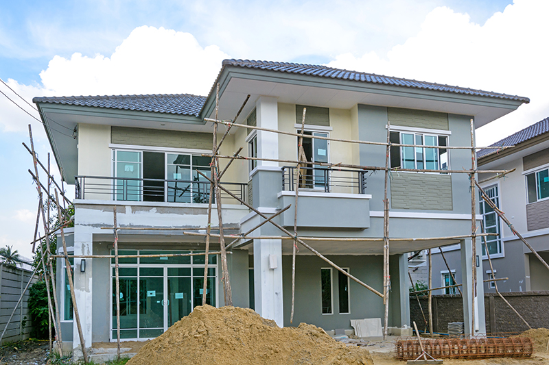 New build renovation stage inspections happi for New home building inspections